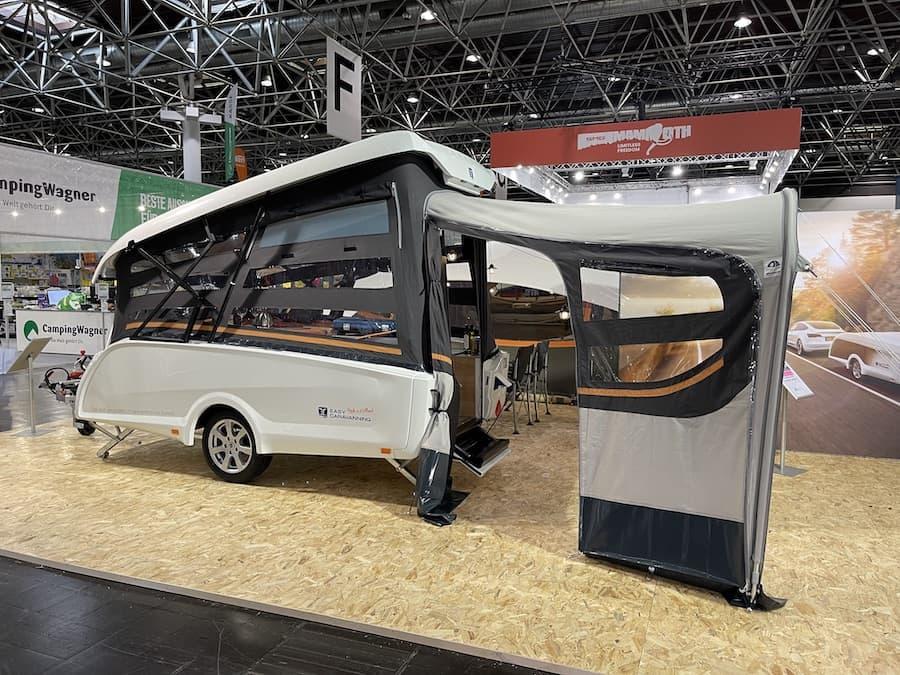 Ein Caravan zum ausklappen