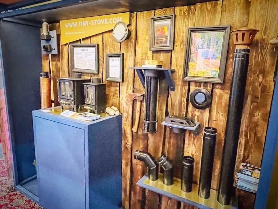 Caravan Salon Kamin Reisemobil Caravan