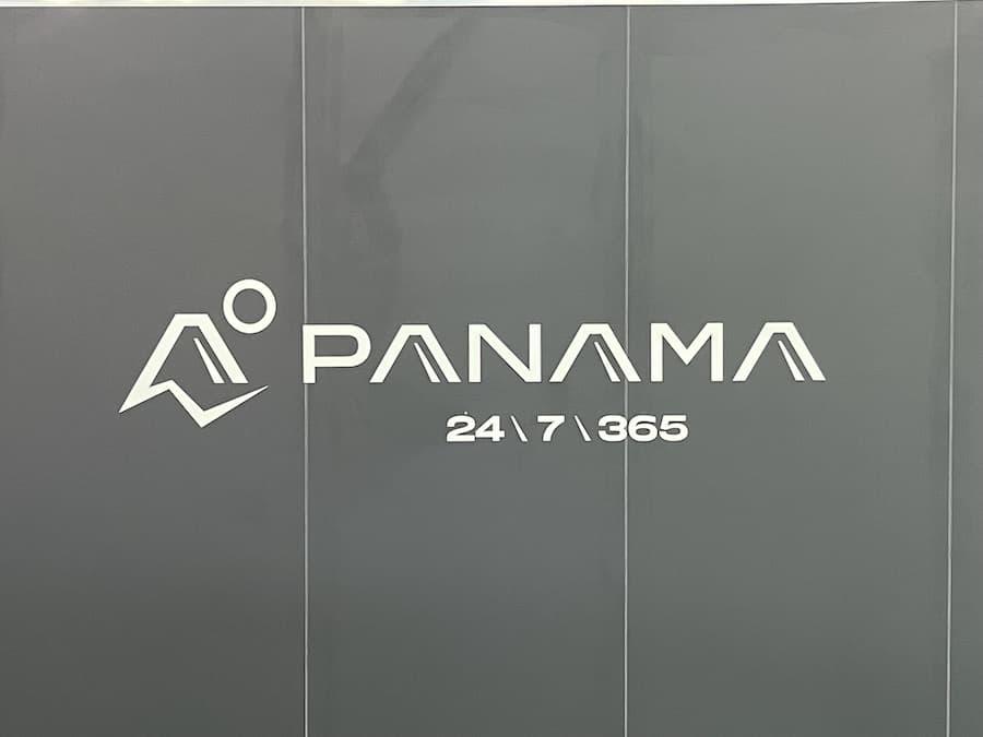 Logo der neuen Marke PANAMA by Trigano