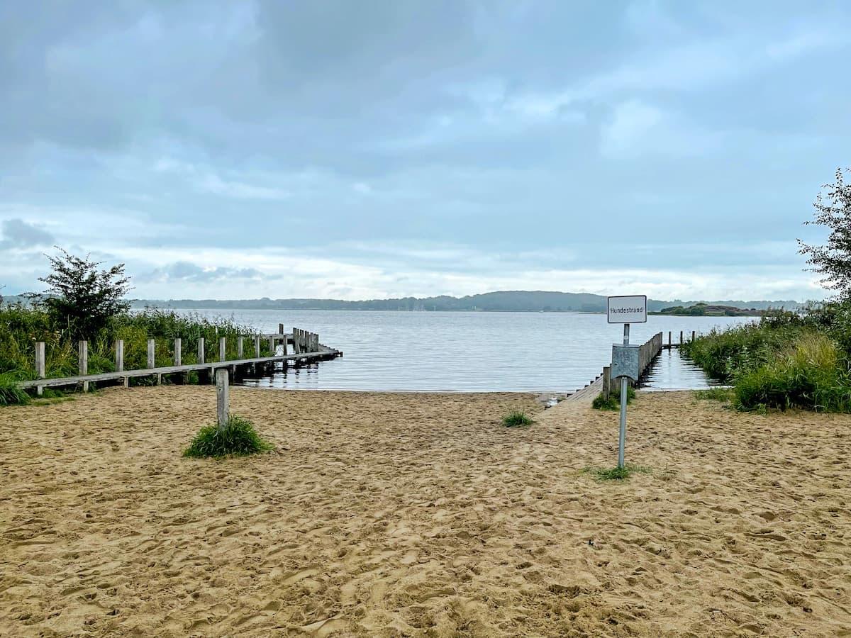 Stellplatz Schleswig, Camping mit Hund im Norden